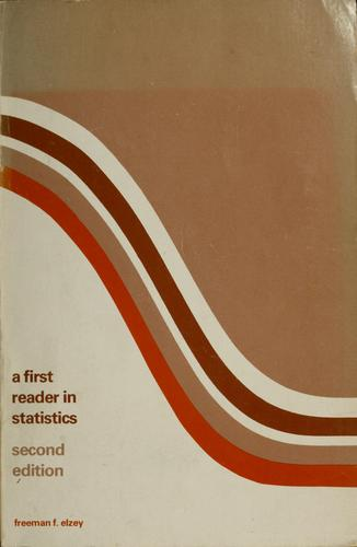 Download A first reader in statistics