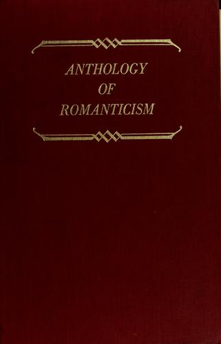 Download Anthology of romanticism.