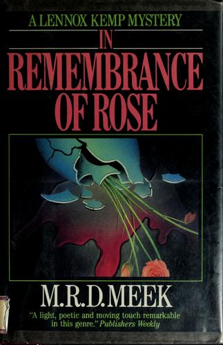 Download In remembrance of Rose
