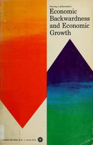 Download Economic backwardness and economic growth