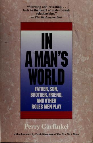 Download In a man's world