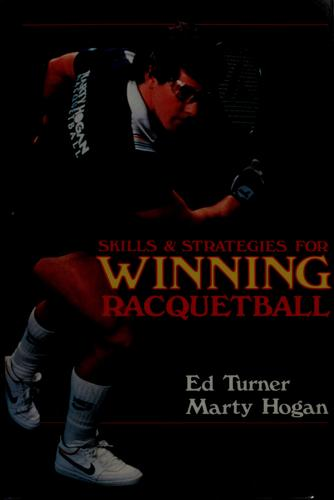 Download Skills & strategies for winning racquetball