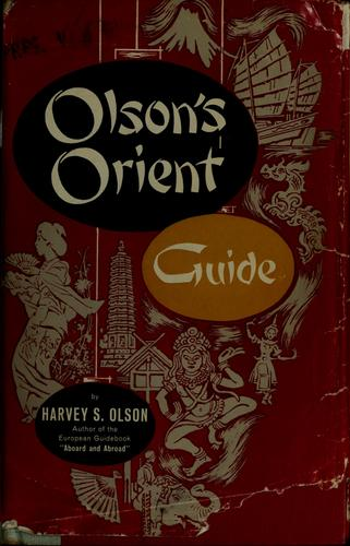 Download Olson's Orient guide, 1963