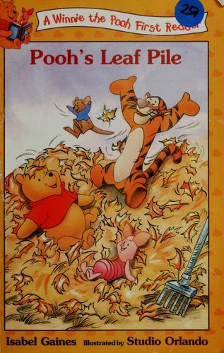 Pooh's Leaf Pile (Winnie the Pooh First Readers)