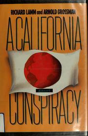 A California Conspiracy