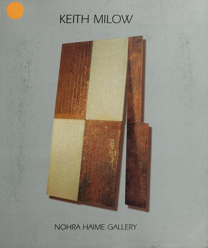 Download Keith Milow