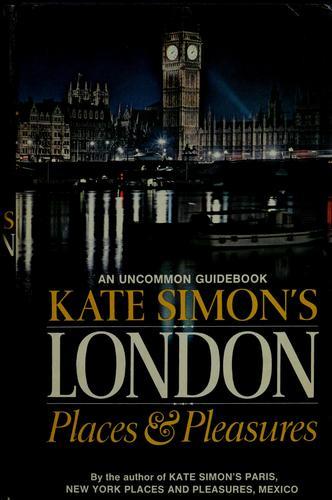 Download Kate Simon's London