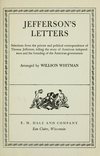 Download Jefferson's letters