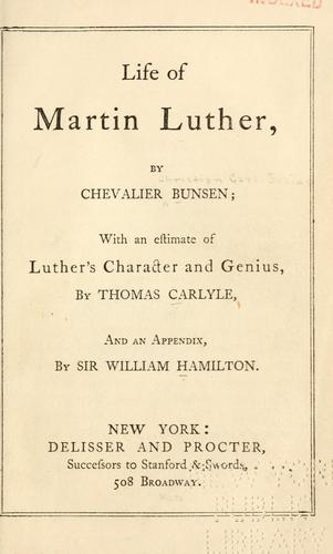 Download Life of Martin Luther