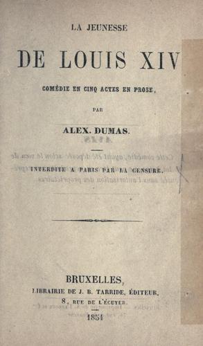 Download La jeunesse de Louis XIV
