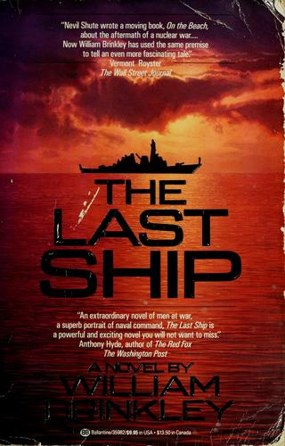 The Last Ship William Brinkley