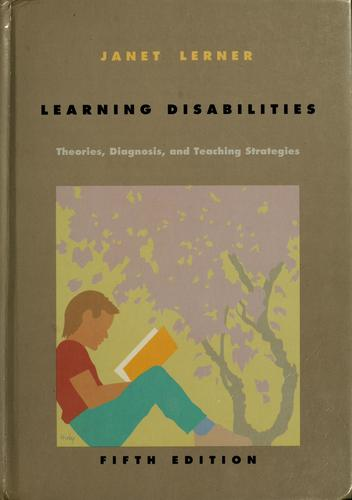 Download Learning disabilities