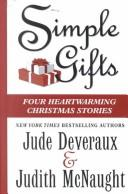 Download Simple Gifts Four Heartwarming Christmas Stories