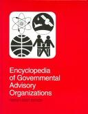 Download Encyclopedia of Governmental Advisory Organizations