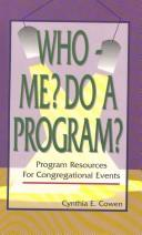 Download Who-Me? Do a Program?