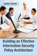 Download Building an Effective Information Security Policy Architecture