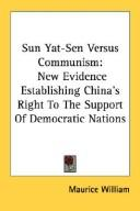 Sun Yat-Sen Versus Communism
