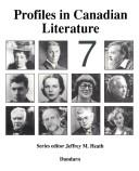 Download Profiles in Canadian Literature