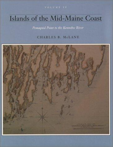 Islands of the Mid-Maine Coast
