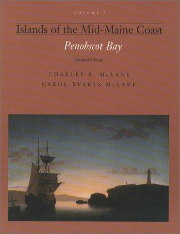Islands of the mid-Maine coast