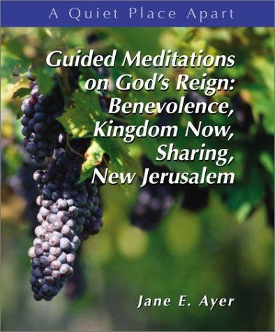 Download Guided Meditations on God's Justice and Reign