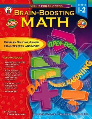 Download Brain-boosting Math