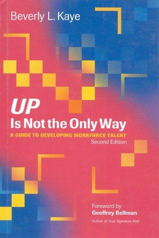 Up is not the only way