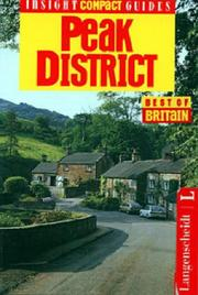 Insight Compact Guide Peak District