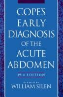 Cope's early diagnosis of the acute abdomen.