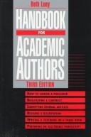 Download Handbook for academic authors
