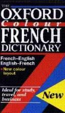 Download The Oxford colour French dictionary