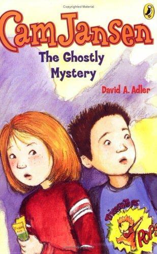 Cam Jansen  &  the Ghostly Mystery (Cam Jansen)