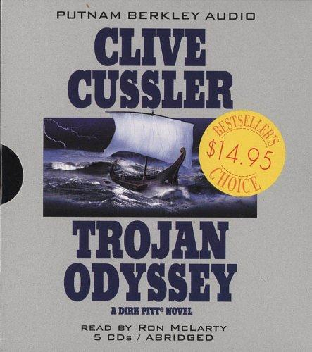 Trojan Odyssey (Dirk Pitt Novels)