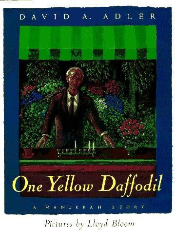Download One yellow daffodil
