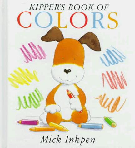 Kipper's book of colors