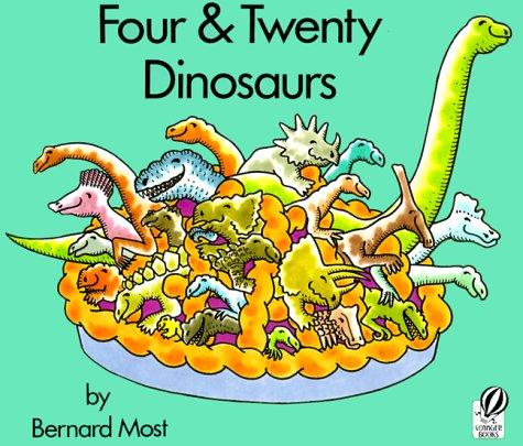 Download Four & twenty dinosaurs