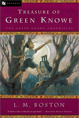 Download Treasure of Green Knowe