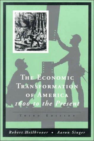 Download The economic transformation of America
