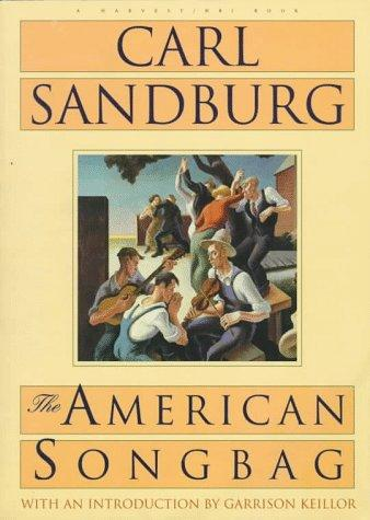 The American Songbag by Carl Sandburg