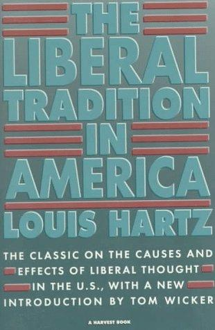 Download The liberal tradition in America