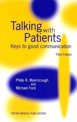 Download Talking with patients