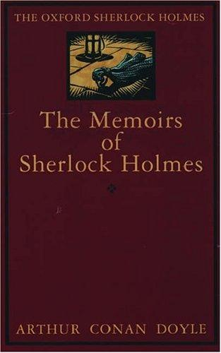 Download The memoirs of Sherlock Holmes