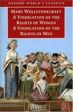 Download A vindication of the rights of men