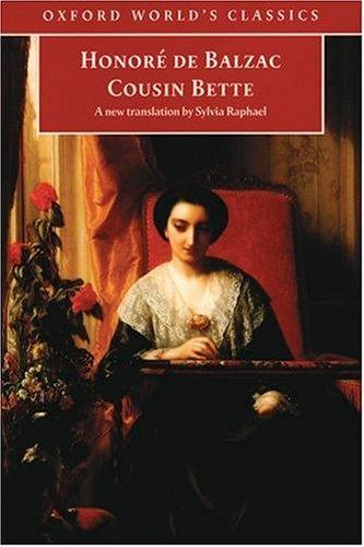 Cousin Bette (Oxford World's Classics)