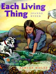 Each Living Thing Cover