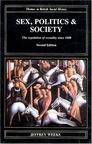 Sex, politics, and society