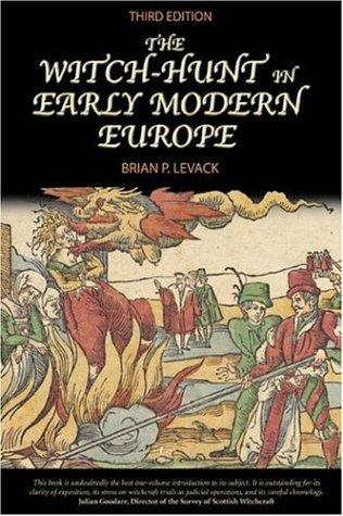 Download The witch-hunt in early modern Europe