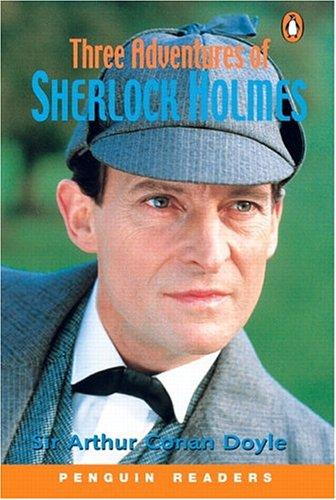 Download Three Adventures of Sherlock Holmes