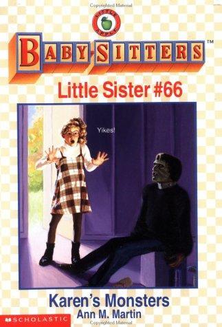 Download Karen's Monsters (Baby-Sitters Little Sister)