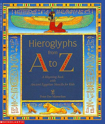Download Hieroglyphs from A to Z
